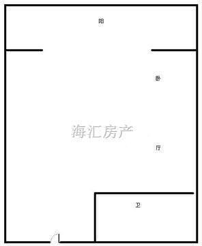 华城国际_精装北