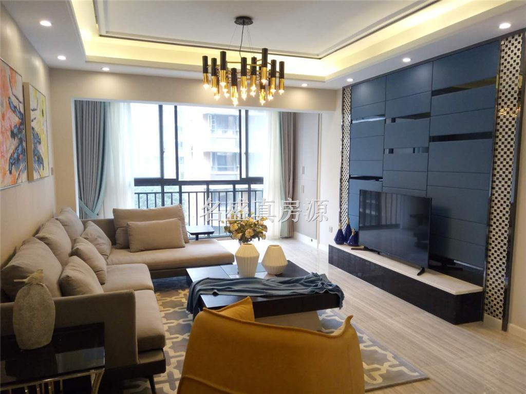 全新装修带家具三室观景房