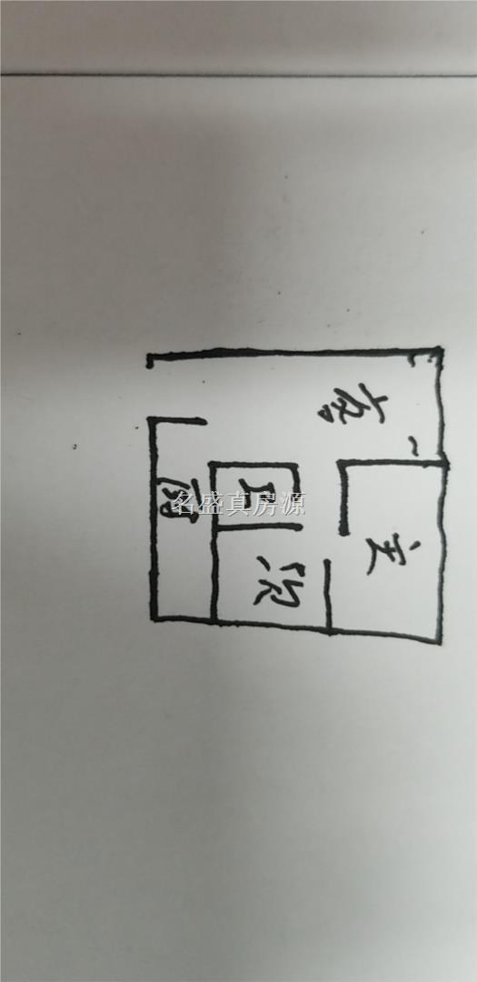 万景东岸雅苑_毛坯_南北