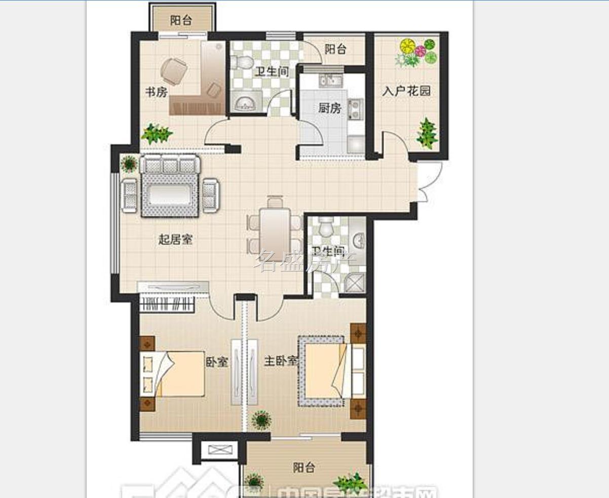 江山一品实用230平米洋房房东急售