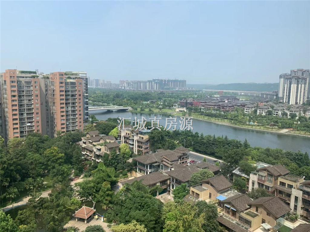东坡湖畔豪装内跃 只要171万 全屋地暖带花园