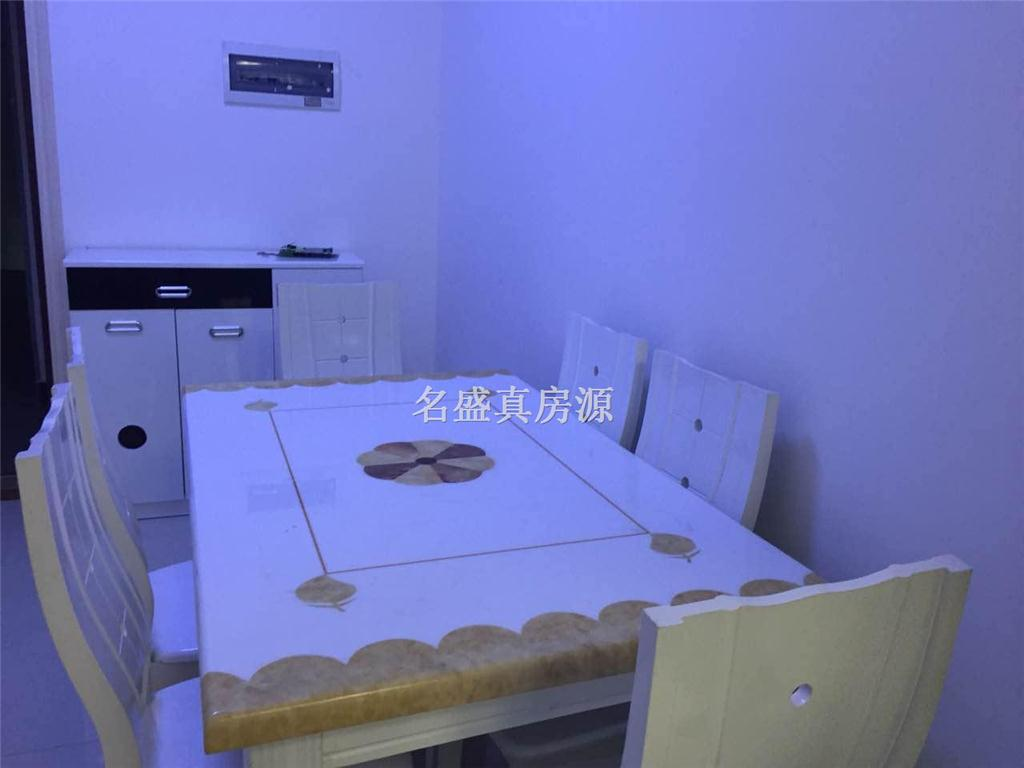 大型临江花园小区稀缺两室送全套家具家电